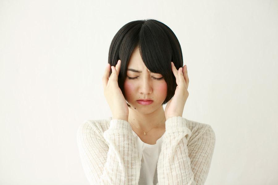ヨガで頭痛を改善