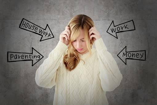 ヨガでストレス解消して頭痛改善